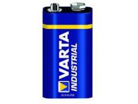 Varta Industrial Alkaline Batterie 9 V E-Block (20 Stück)