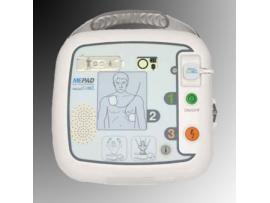 ME PAD Defibrillator (halbautomatisch) komplett mit Tragetasche