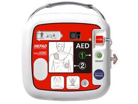 ME PAD Defibrillator (vollautomatisch) komplett mit Tragetasche