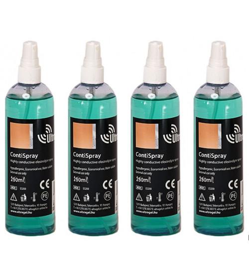 ContiSpray ECG contact spray 4 x 250ml
