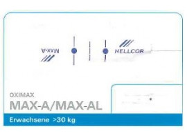 Nellcor™ OxiMax™ A Original-Sensor for adult