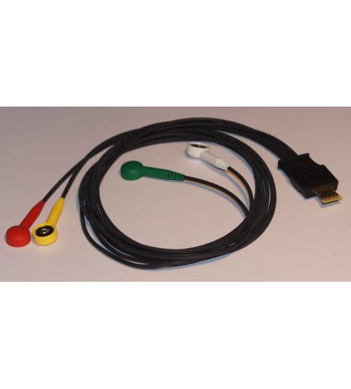 ECG patient cable Schiller MT-101 Holter
