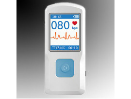 PM 10 Mini ECG Monitor  with TFT colour display