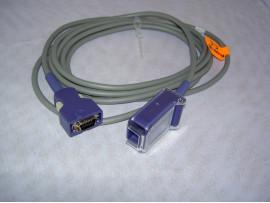 SpO2 Adapterkabel  Typ Nellcor DOC10-(9Pin),
