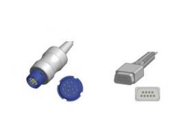 SpO2 Adapterkabel / Verlängerung Typ X-5412,