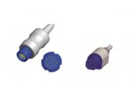 SpO² Adapterkabel für Philips Medical Typ X-5414,
