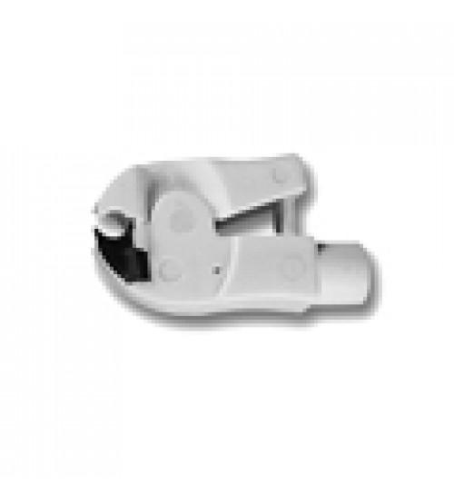 ECG-Clip Adapter 4 mm white 1 Set of 10 pcs.